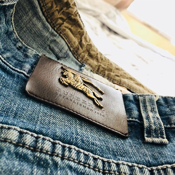 Burberry Other - Burberry denim jeans